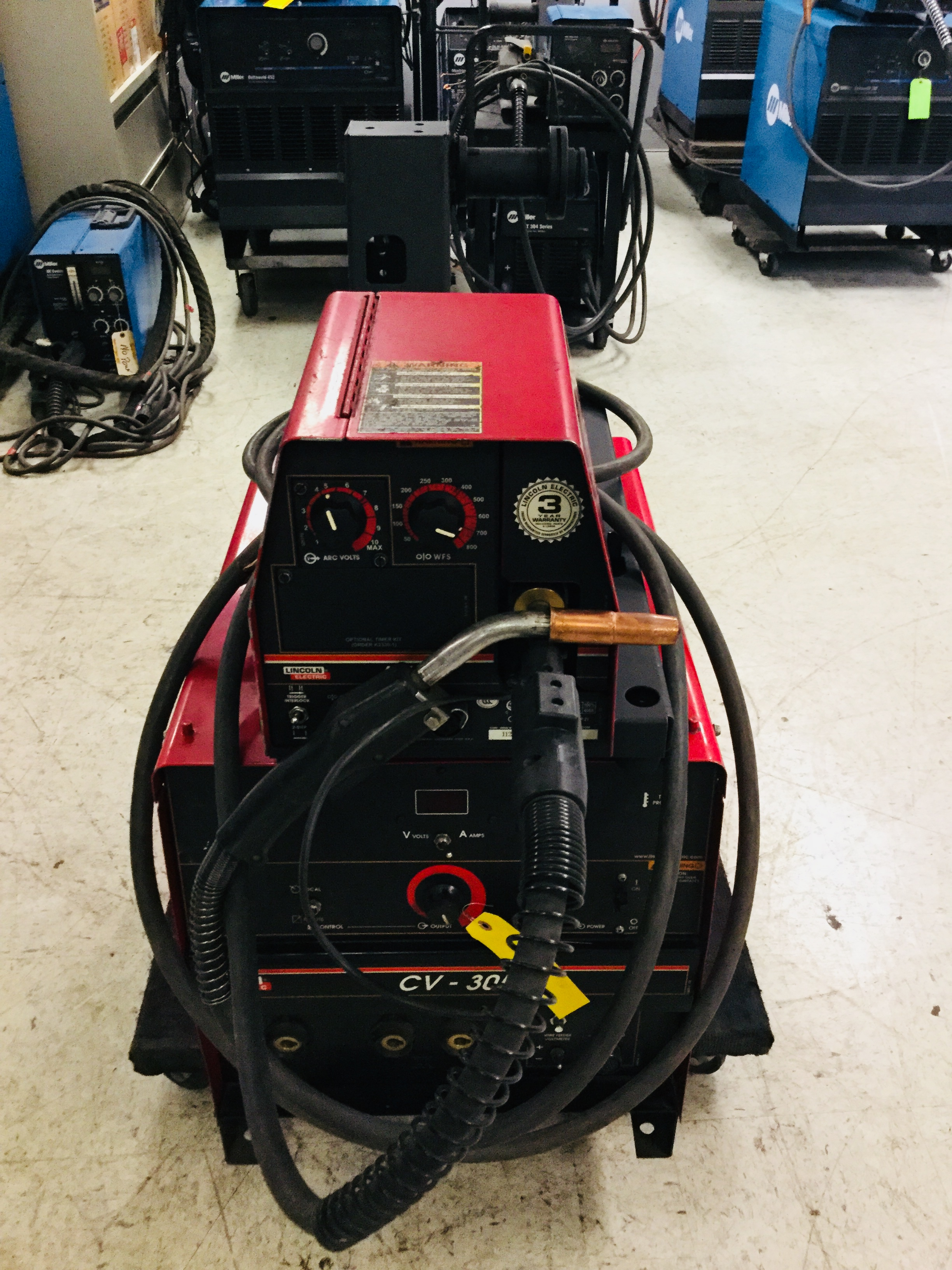 current expanding mig for expands module has by ac increases lincoln welding wave manufacturers system alternating welder power capabilities the advanced their flexibility