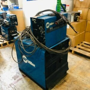 Miller CST 280 Stick/TIG Welder – Arc-Heat