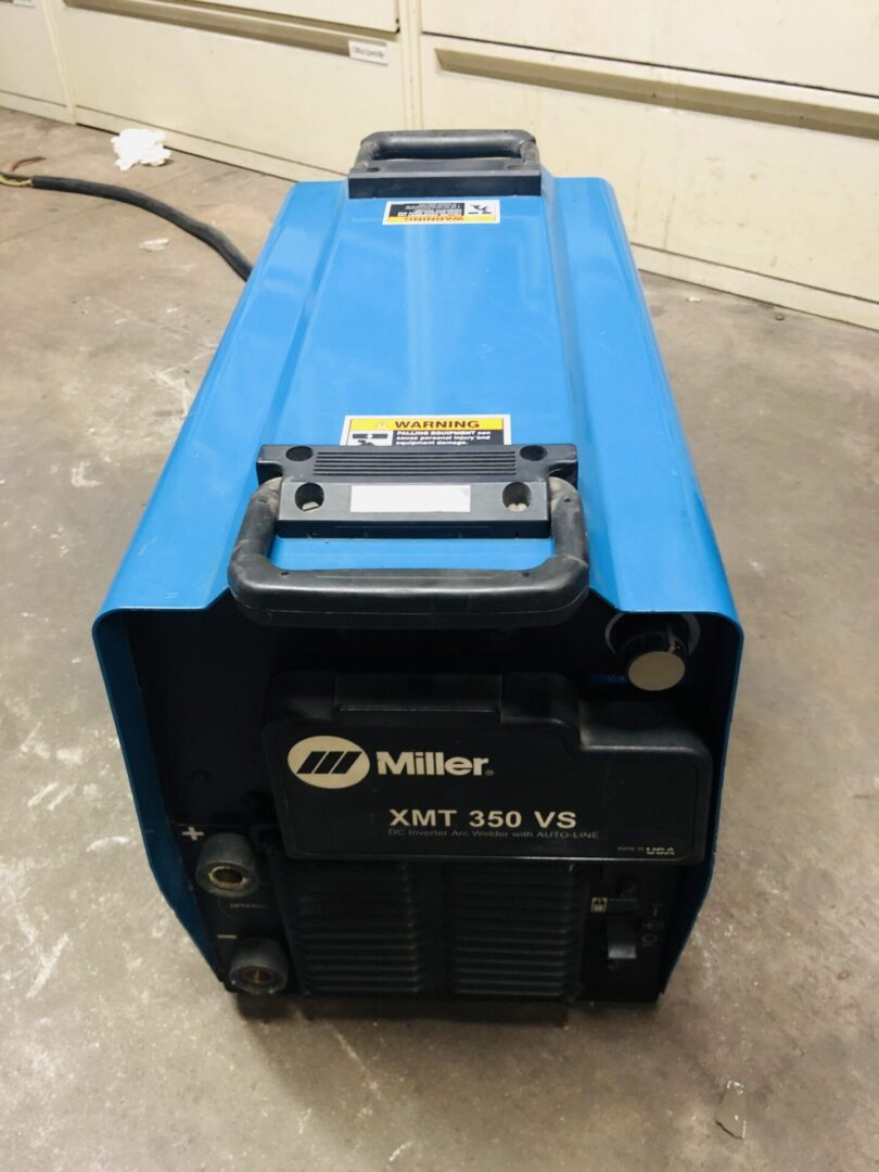 Miller XMT 350VS Multiprocess Welder